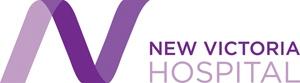 new victoria hospital logo